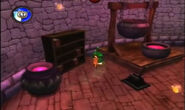 The Evil Queen's Potion Room