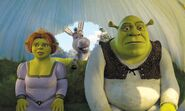 Shrek Donkey And Fiona