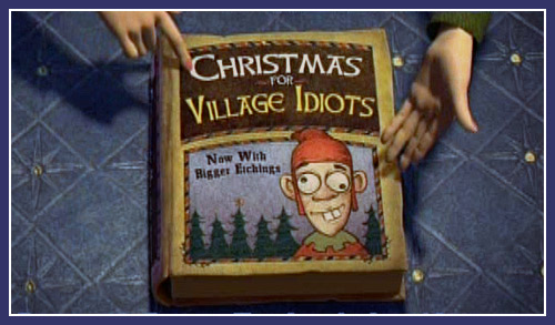 Shrek Christmas.Christmas For Village Idiots Wikishrek Fandom Powered By