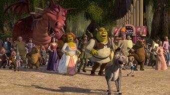 Shrek Karaoke Dance Party | WikiShrek