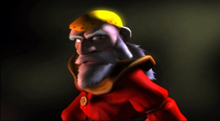 Merlin (Shrek Xbox)