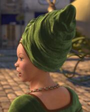 Possible Princess Zara