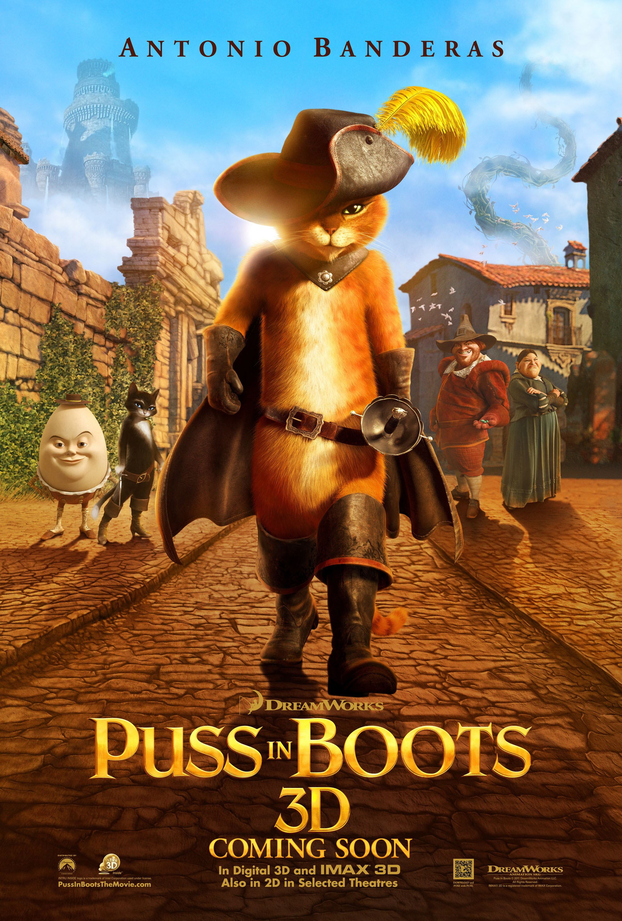 Puss in Boots: a summary, the history of creation 92