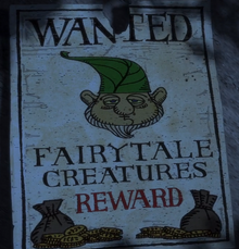 Wanted.. fairy tale creatures