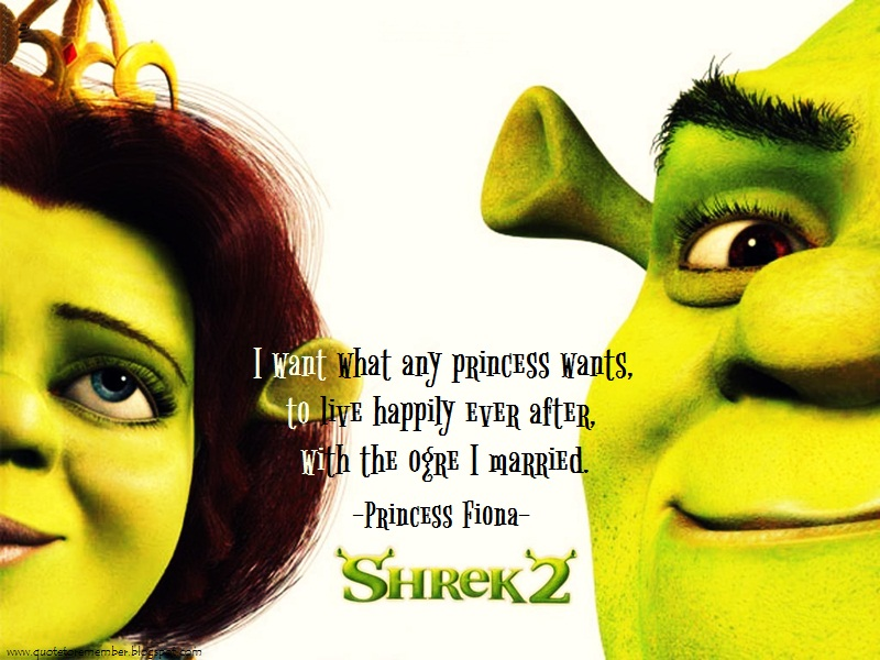 Princess Fiona Quotes Wikishrek Fandom Powered By Wikia