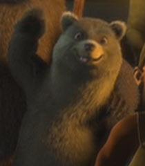 Baby Bear Wikishrek Fandom Powered By Wikia