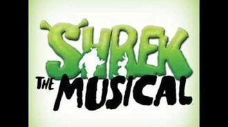 Shrek The Musical ~ I Think I Got You Beat ~ Original Broadway Cast
