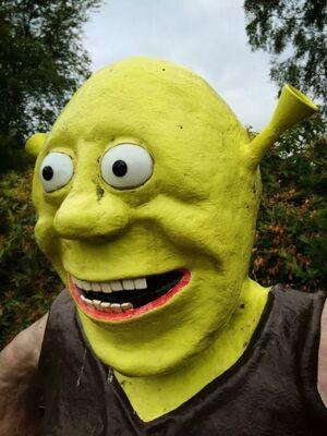Shrek is T H I C C