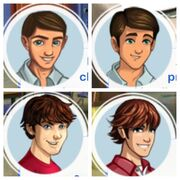 Ben Kale's 4 faces