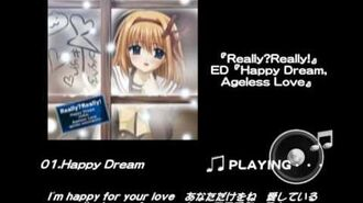 Really?Really!- Happy Dream by YURIA.