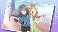 Nagihiko and yua
