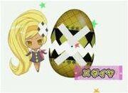 X-dia egg