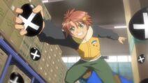 Kukai catches the X-Eggs - Ep 20