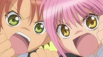 Amu and Kukai are shocked that Ikuto and Utau are siblings in reality - Ep 29