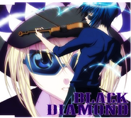 BLACK DIAMOND Limited Edition CD Cover