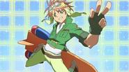 Kukai's Character Transformation Sky Jack