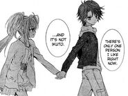 Utau admits to no longer liking Ikuto