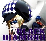 BLACK DIAMOND Regular Edition CD Cover