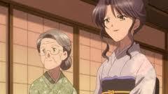 Nagihiko mother