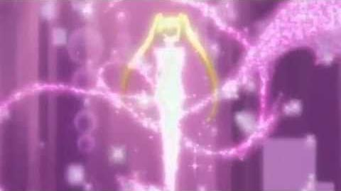 Shugo Chara - Utau's transformation with Iru Lunatic Charm