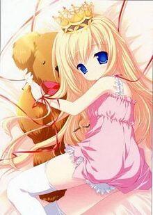 Anime-girl