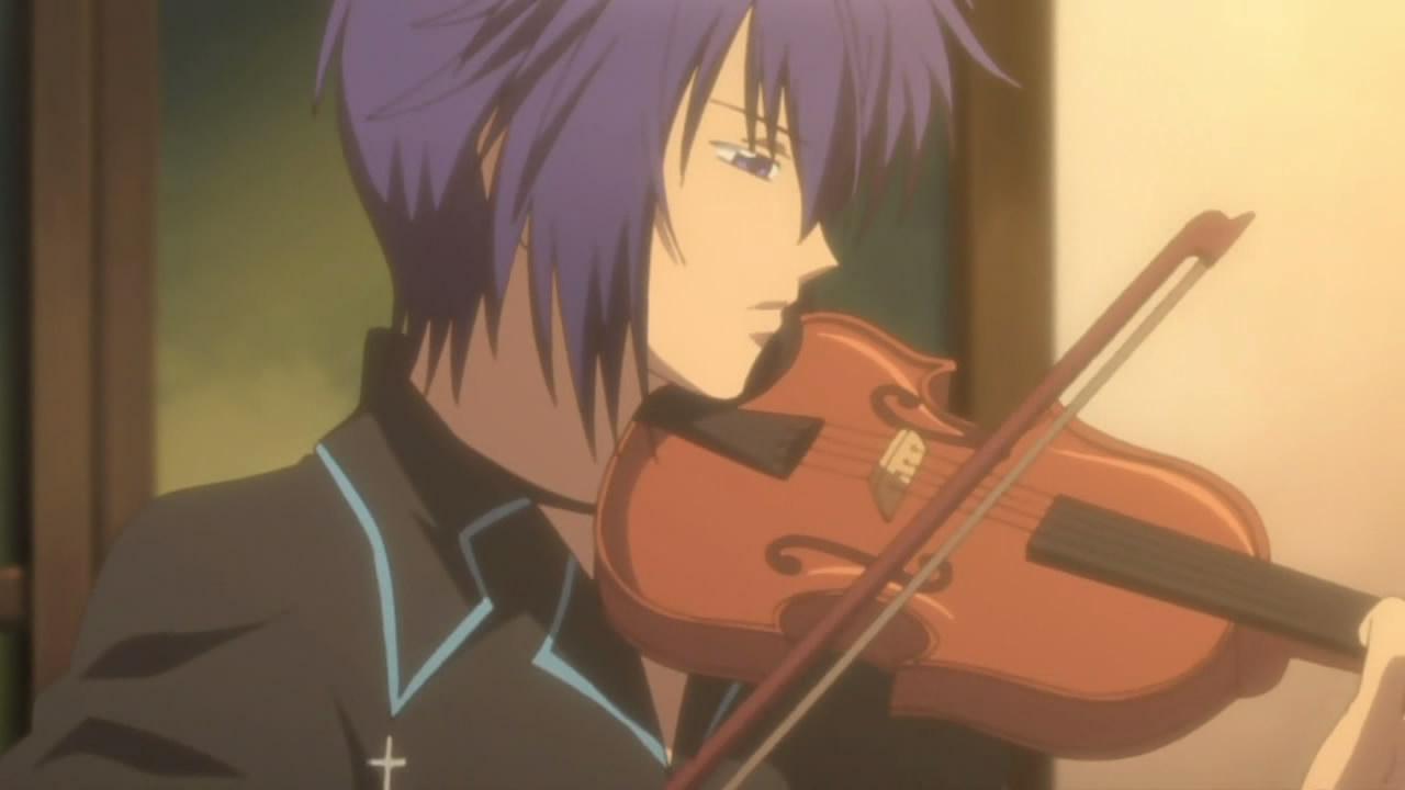Ikuto S Violin Shugo Chara Wiki Fandom