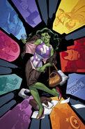 She-Hulk Vol 3 1 Conner Variant Textless