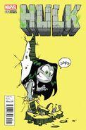 Hulk Vol 4 1 Young Variant