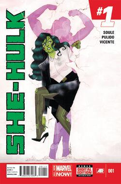 She-Hulk Vol 3 1