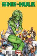 She-Hulk Vol 3 1 Oyum Variant