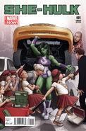 She-Hulk Vol 3 1 Christopher Variant