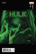 Hulk Vol 4 1 Hip-Hop Variant