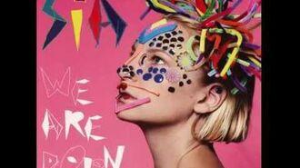 Sia - Be Good To Me (Audio)