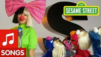 Sesame Street- S is for Songs with Sia