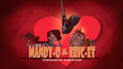 Sidekick S2 - Mandy-O and Eric-Et