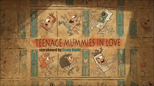 Teenage mummies