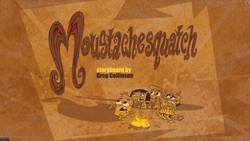 Mustachesquatch
