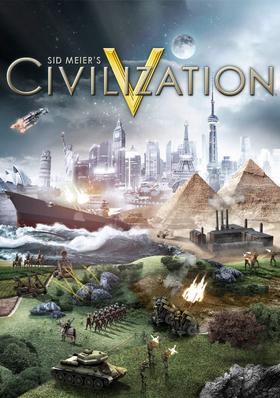 Civilization V jaquette