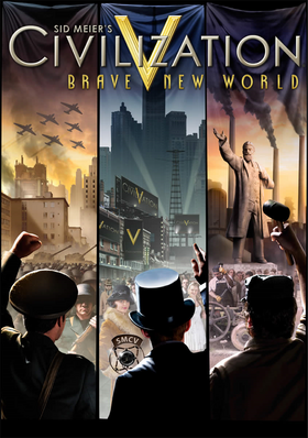 Civilization V Brave New World jaquette