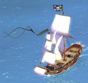 2004 Ship Brig 3.4