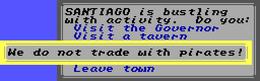 1987 City TradeRefusal