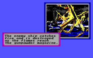 1987 Combat Sinking