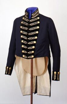 Captain Uniform 1600s East India