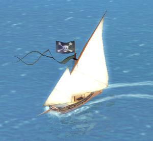 2004 Ship Pinnace 3.4