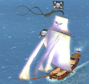 2004 Ship Sloop 3.4
