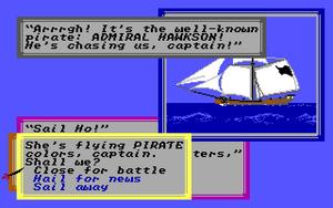 1987 Combat Pirate