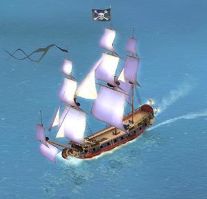 2004 Ship Frigate 3.4