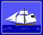 1987 Ship Sloop