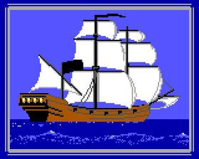 1987 Ship Merchantman
