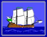 1987 Ship Fluyt